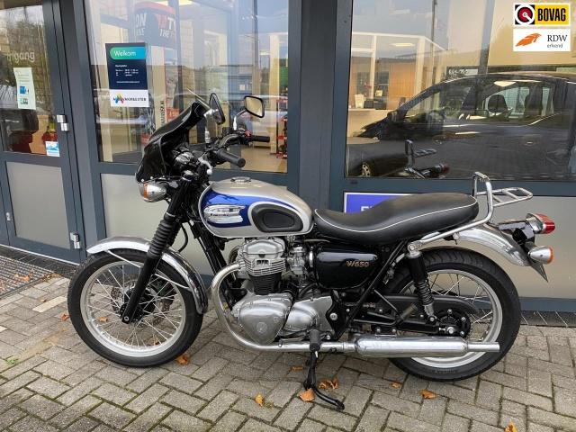 Kawasaki-Tour W 650